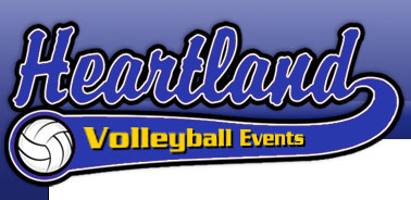 Heartland Volleyball Events